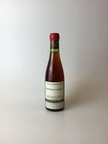 Château D'Arlay, Macvin Du Jura Rouge, NV 375ml - Corkscrew Wines Brooklyn