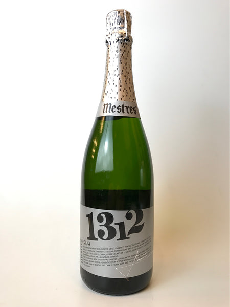 "Mestres ""1312"" Cava Reserva Brut (NV), 750mL - Corkscrew Wines Brooklyn"