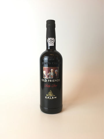 Calem, Old Friends Ruby Port, NV, 750ml - Corkscrew Wines Brooklyn