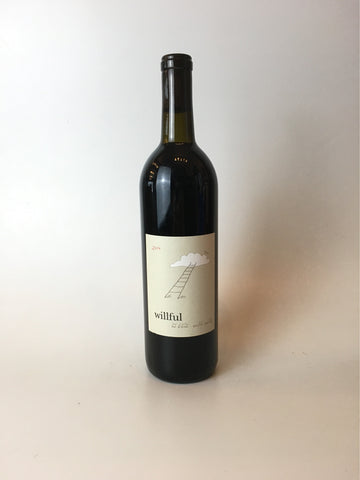 Willful, Red blend, Walla Walla, 2014, 750ml