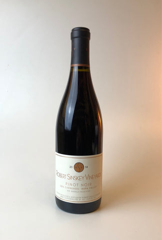 Robert Sinskey, Pinot Noir, Carneros, California, 2014, 750ml