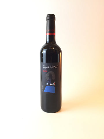 Cellar Cesca Vicent, Priorat Spaine, 2016, 750ml - Corkscrew Wines Brooklyn
