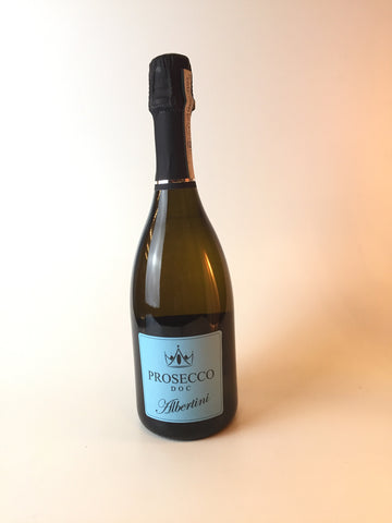 Albertini, Prosecco, Glera, Italy 750ml - Corkscrew Wines Brooklyn