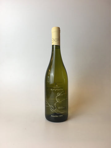 Chatzivariti, Eurynome, Assyrtiko, 2016, 750m; - Corkscrew Wines Brooklyn