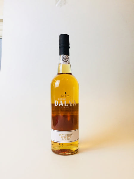 Dalva, White Port Reserve, Porto, NV, 750ml - Corkscrew Wines Brooklyn