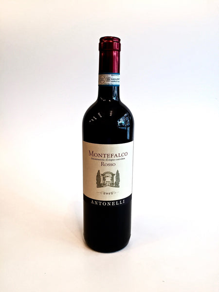 Antonelli, Rosso, Montefalco DOC, 2015, 750mL - Corkscrew Wines Brooklyn