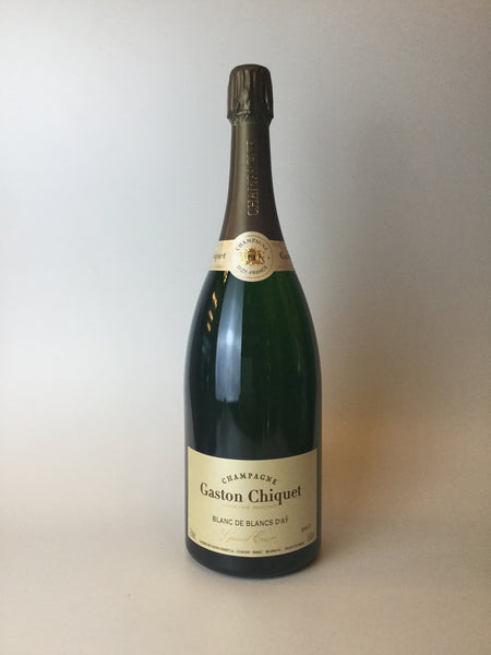 Gaston Chiquet, Blanc de Blancs d'Aÿ, Champagne, NV, 1.5L - Corkscrew Wines Brooklyn
