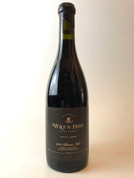 "Wren Hop Pinot Noir ""Witch's Ladder"", Green Valley, Russian River Valley, California, 2013, 750mL - Corkscrew Wines Brooklyn"