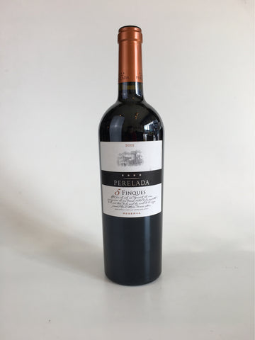 Castillo Perelada, 5 Finques Reserva, Emporda DO, 2013, 750ml