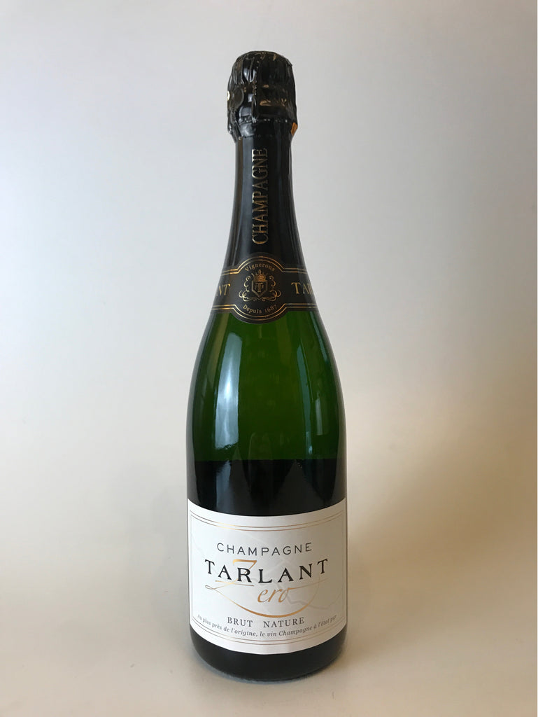 Tarlant, Champagne Zero Brut Nature, White Blend, Champagne, NV, 750mL