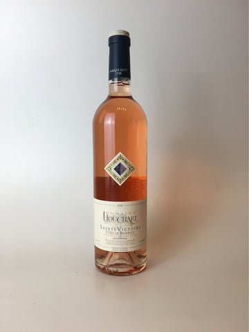 Domaine Houchart Côtes De Provence Rosé 2016, 750ml - Corkscrew Wines Brooklyn
