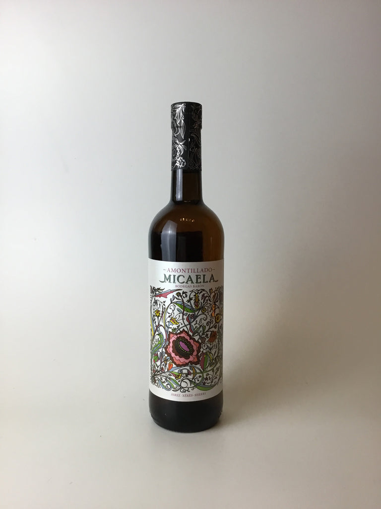 Bodegas Baron, Micaela, Palomino, Jerez Superior, NV, 750ml - Corkscrew Wines Brooklyn