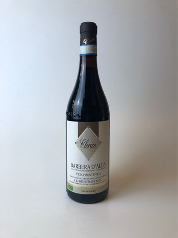 Francesco Clerico, Barbera D' Alba, Italy, 2015, 750ml - Corkscrew Wines Brooklyn