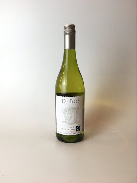 De Bos, Chenin Blanc Sur lie, South Africa, 2017, 750ml - Corkscrew Wines Brooklyn
