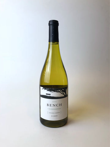 Bench, Chardonnay, Russian River, California, 2017, 750ml - Corkscrew Wines Brooklyn