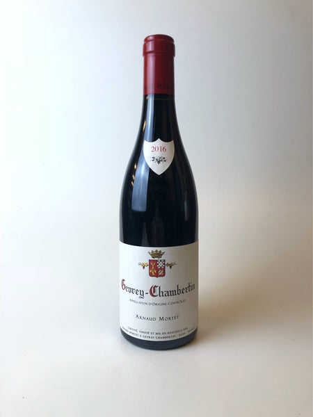 Artaud Mortet, Gevrey-Chambertin, Pinot Noir, Burgundy, France, 2016, 750ml - Corkscrew Wines Brooklyn