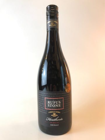 Tyrell's, Rufus Stone Heathcote Shiraz, Australia, 2013, 750ml - Corkscrew Wines Brooklyn