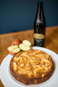 Apple and Cider Cake