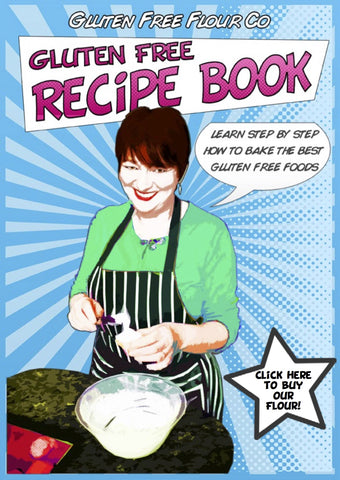 The Gluten Free Flour Co Recipe Book - hard copy