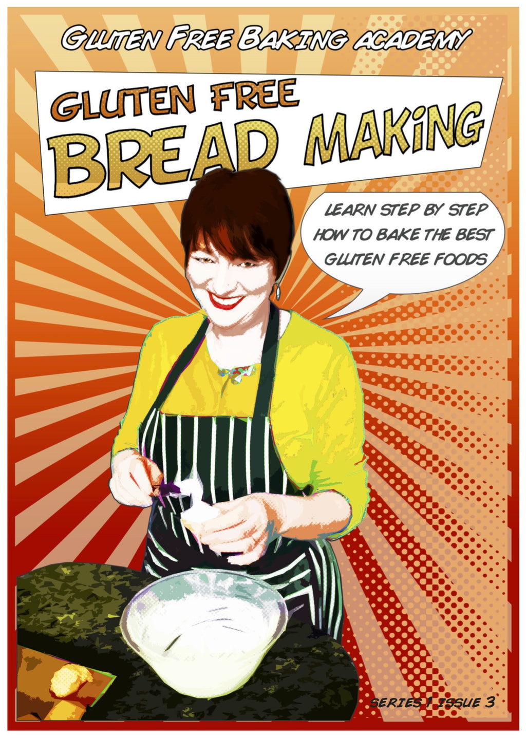 Gluten Free Bread Masterclass - digital download