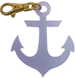 Anchor Bag Charm