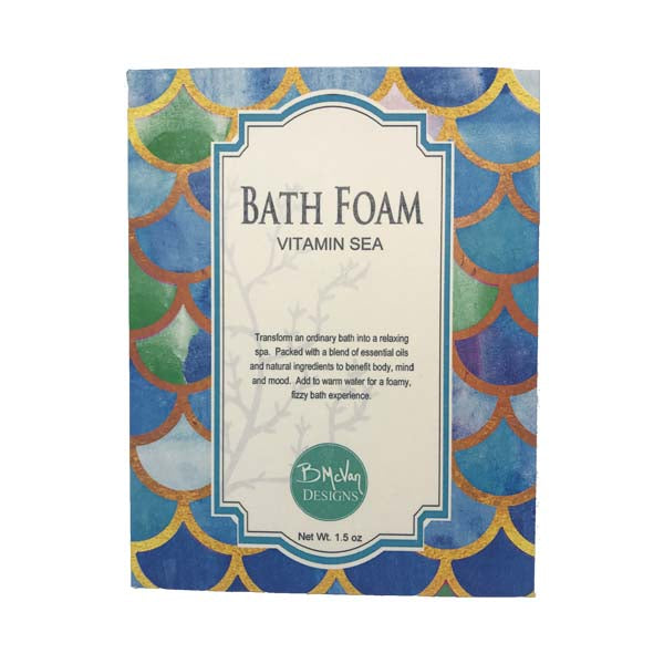 Vitamin Sea Bath Foam