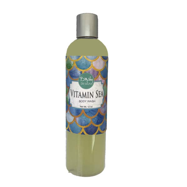 Vitamin Sea Body Wash