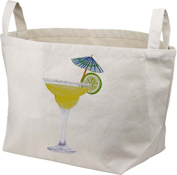 Margarita Canvas Basket