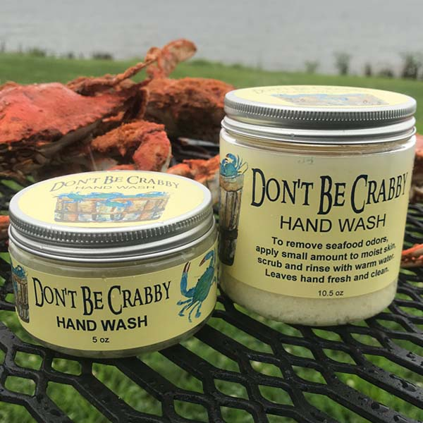 Don't Be Crabby Hand Wash