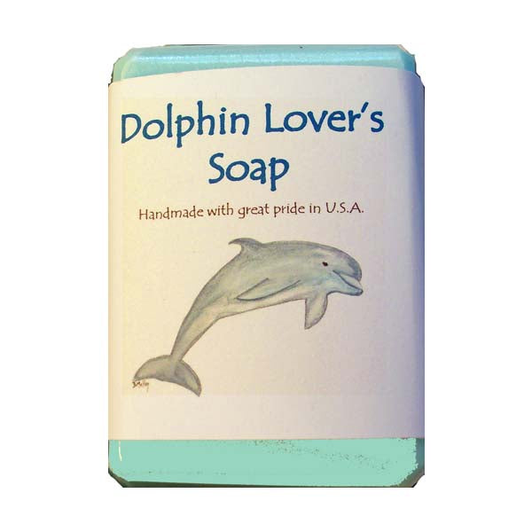 Dolphin Lover's Soap
