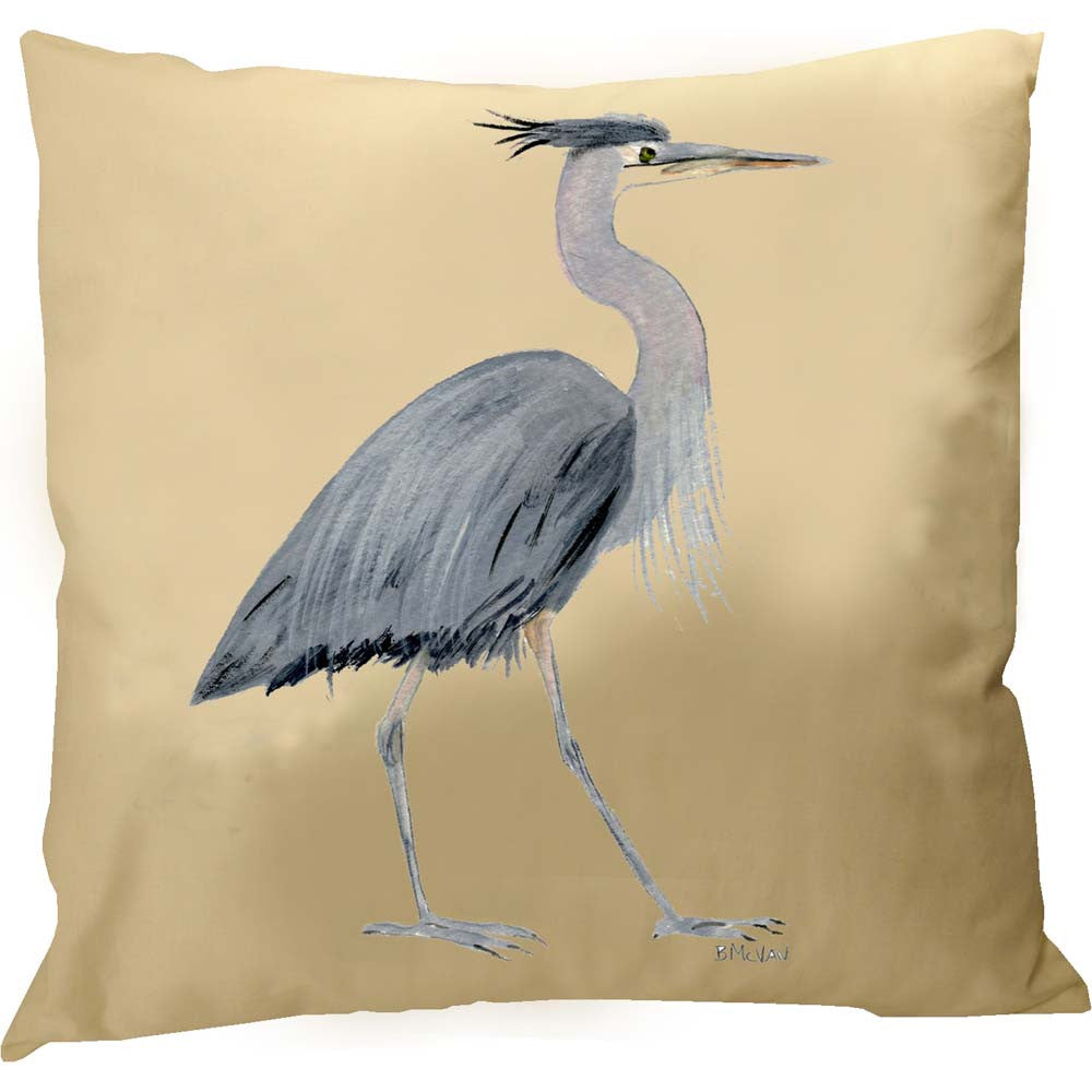 Heron Pillow