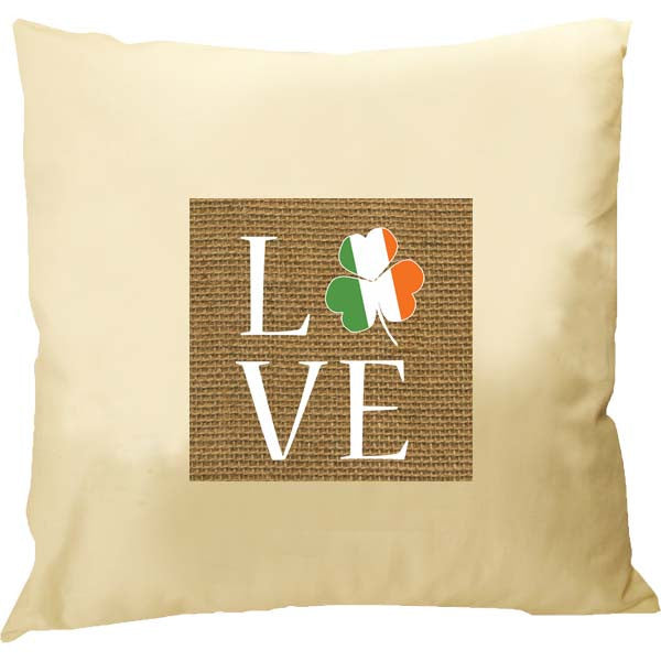 Irish Love Pillow