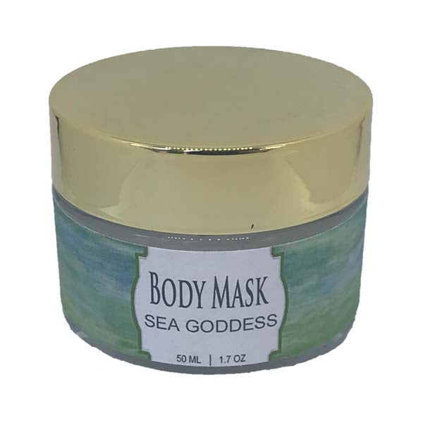 Sea Goddess Body Mask