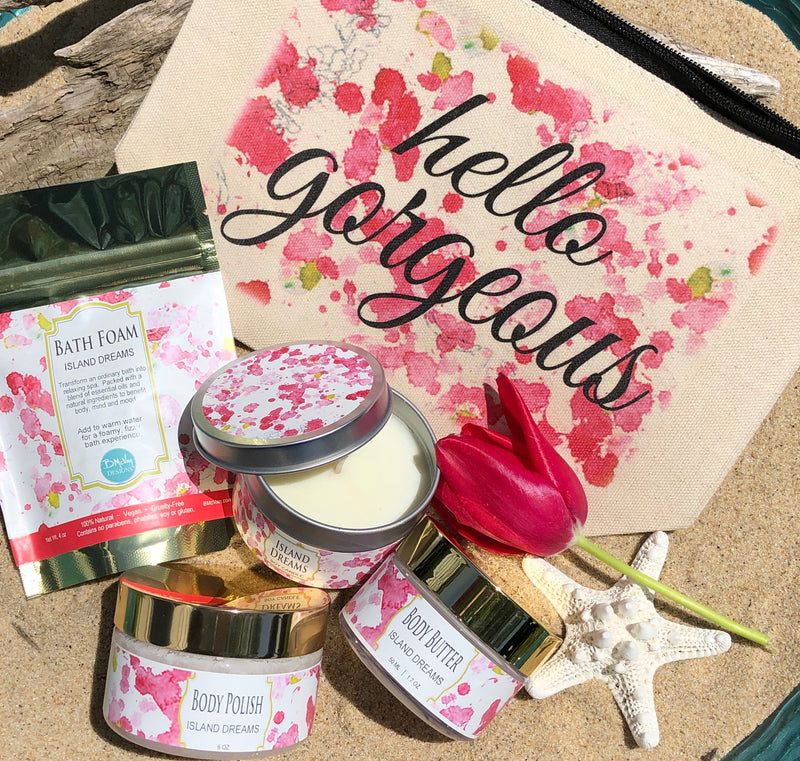 Mom's Island Dreams Gift Set