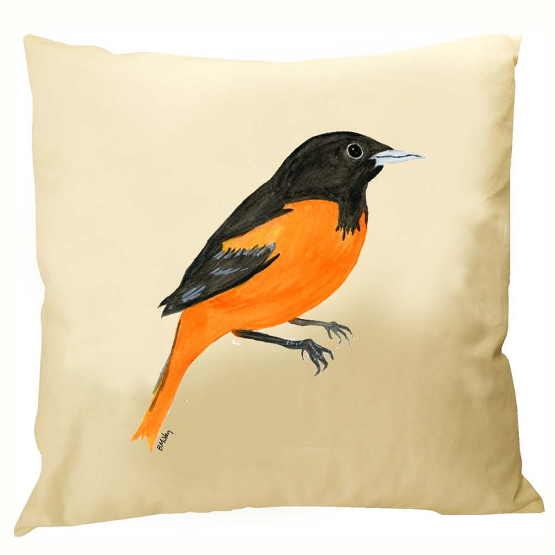 Oriole Pillow