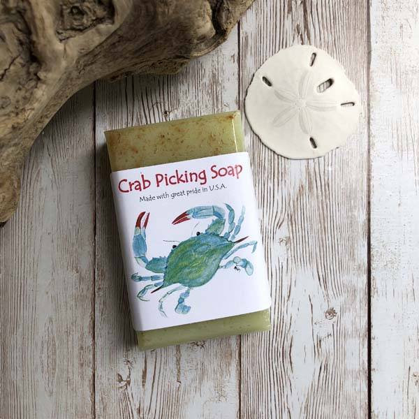 Crab Picking Soap
