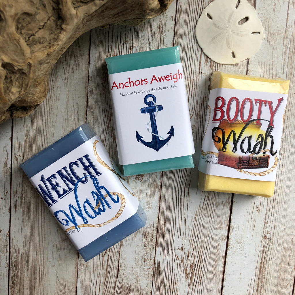 Ahoy Matey Soap Collection