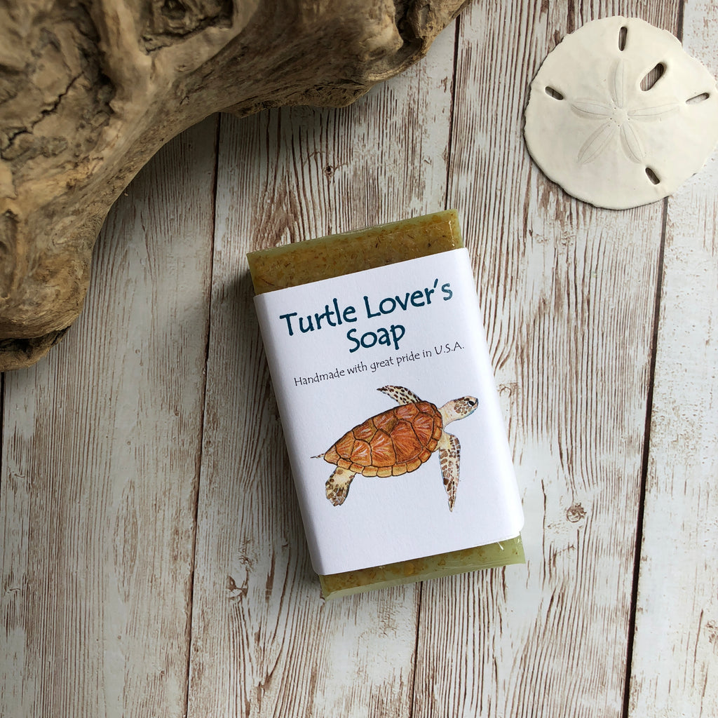 Turtle Lovers Soap