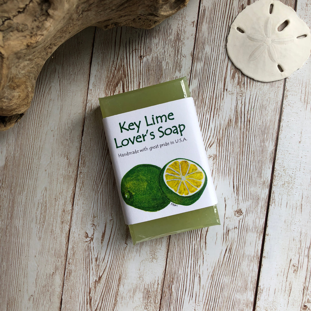 Key Lime Lover's Soap