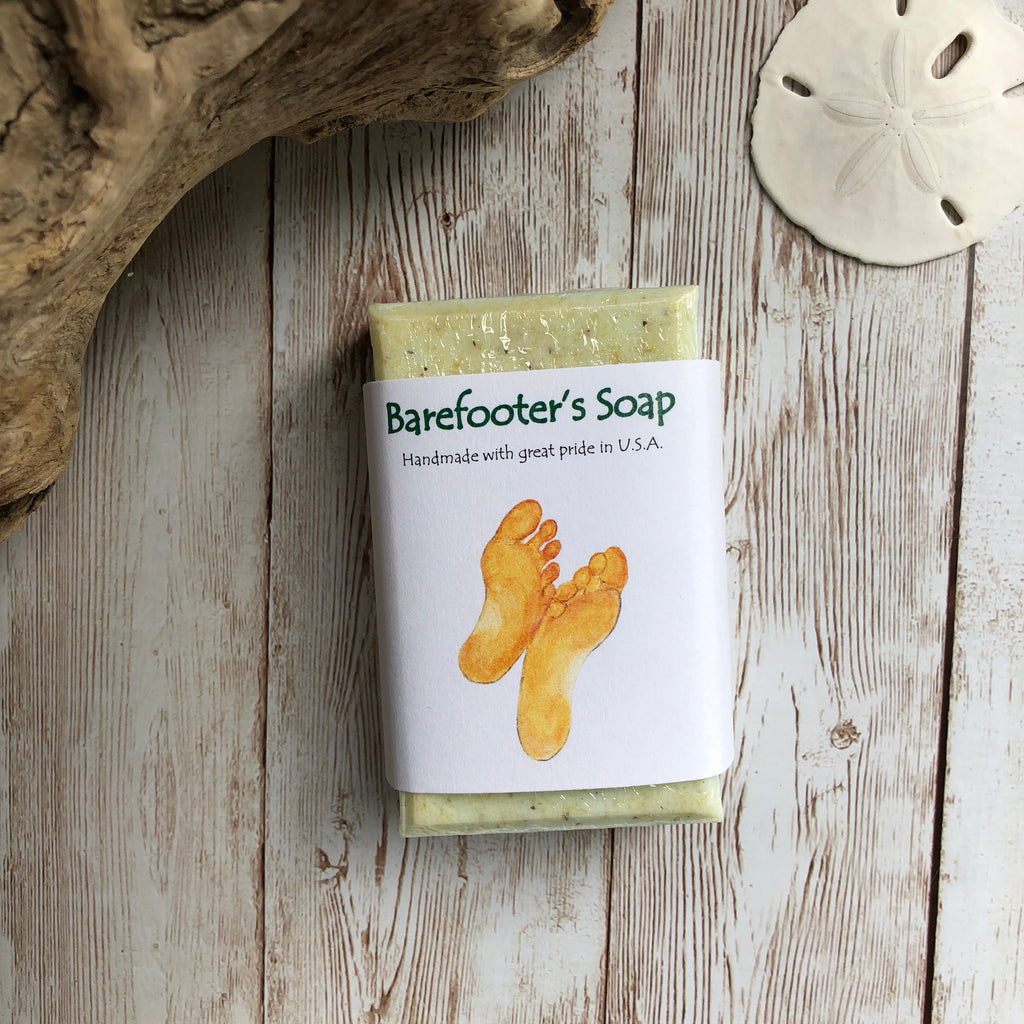 Berefooter's Soap