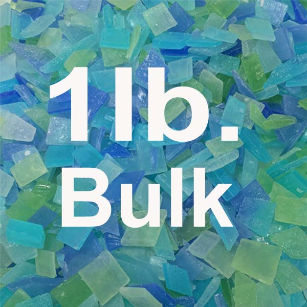 1LB. Bulk Sea Glass Soap