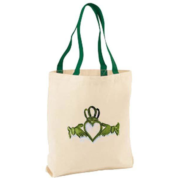 Claddagh Tote Bag