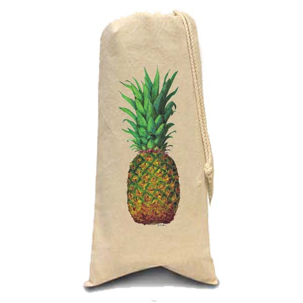Pineapple Wine Bag