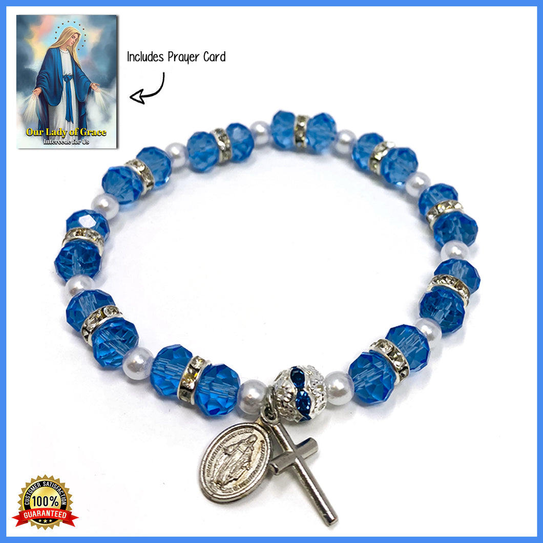 FREE Our Lady of Grace Bracelet