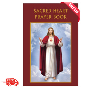 Sacred Heart Prayer Book