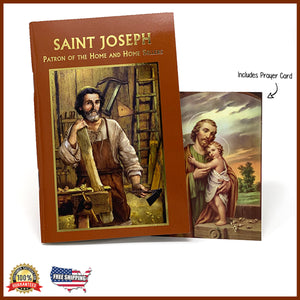 St. Joseph Prayer book