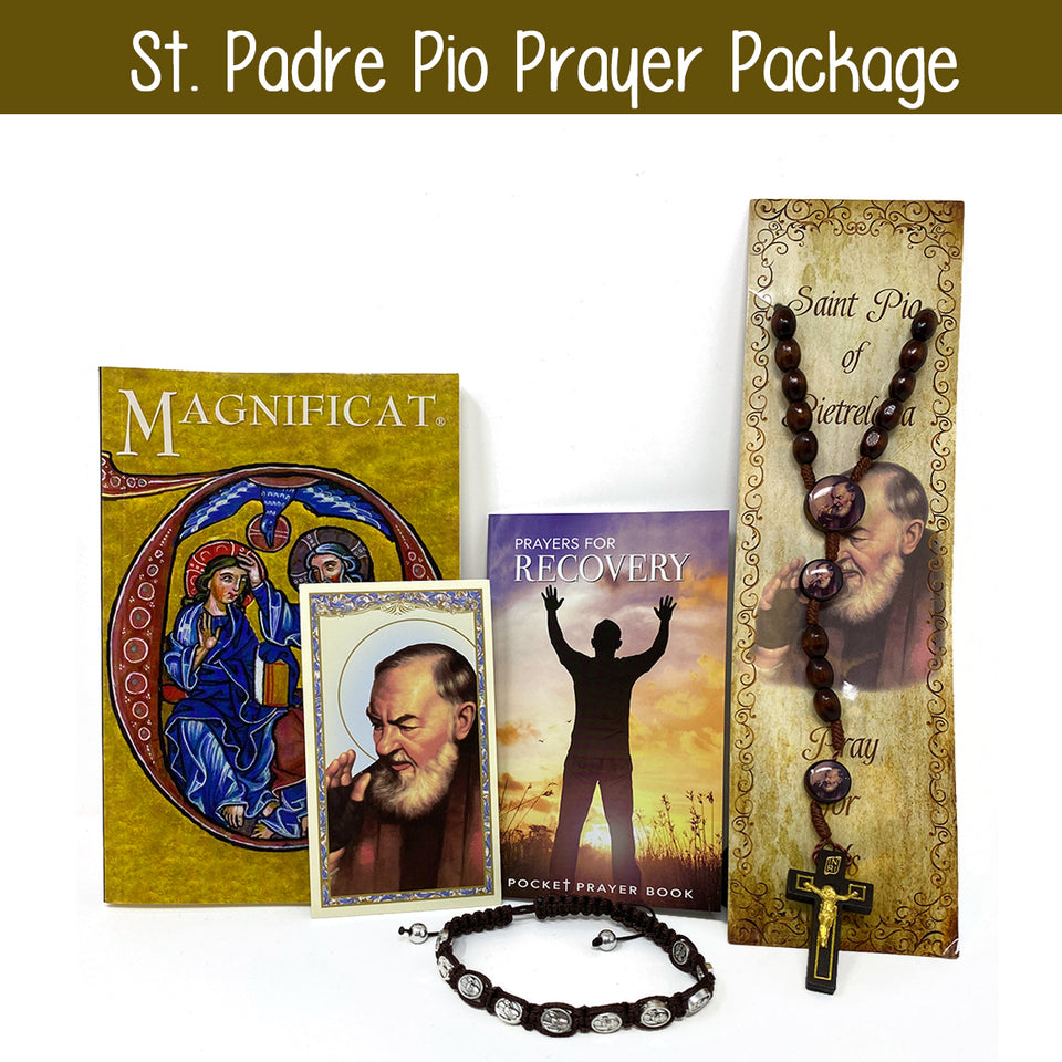 Rosary of the Month Club with Magnificat Prayer Book
