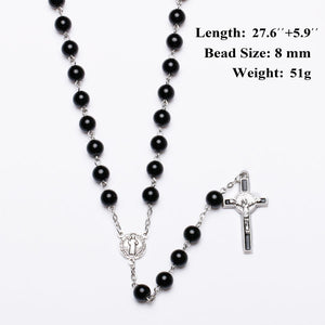FREE St. Benedict Medal Rosary