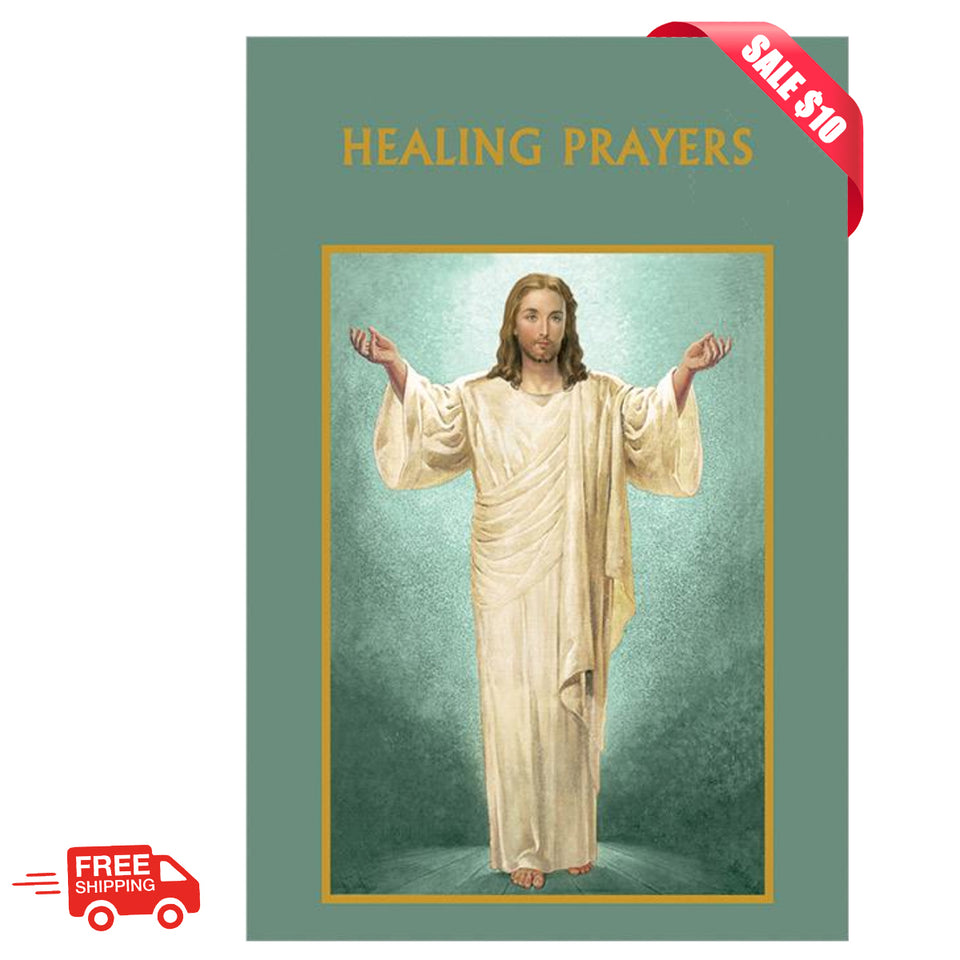 Healing Prayers Book