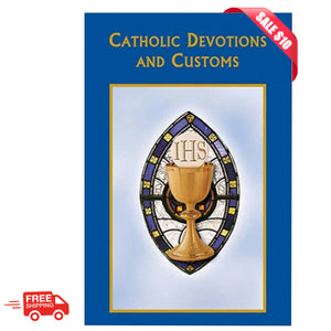 Catholic Devotions & Customs Prayer Book